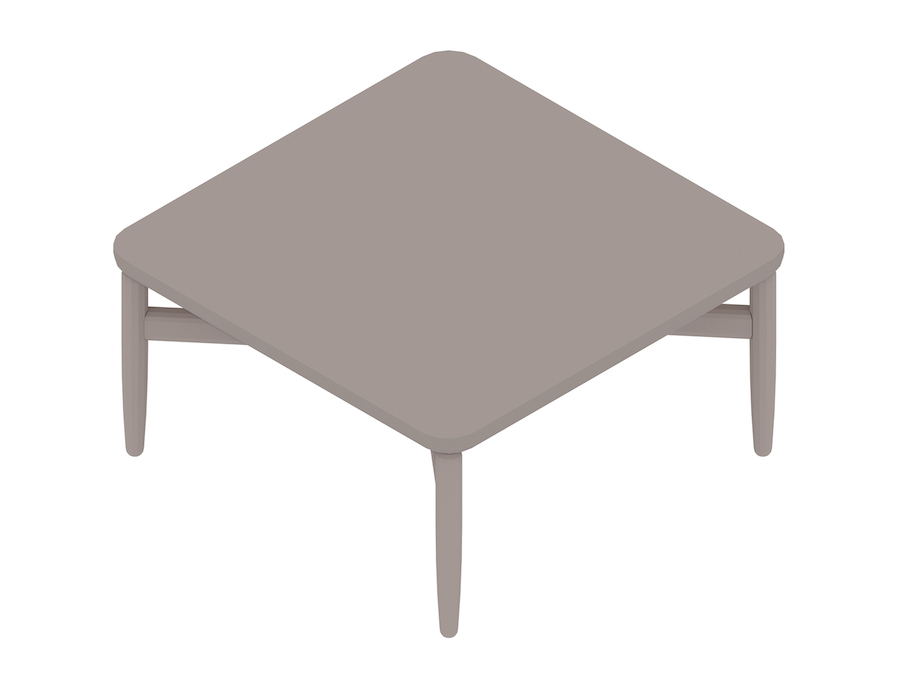 A generic rendering - Reframe Table–Square