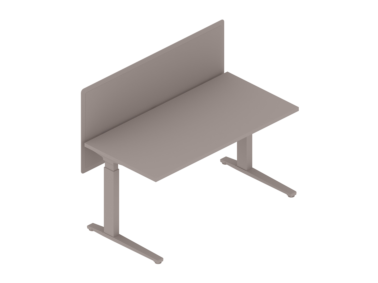 A generic rendering - Renew Sit-to-Stand Tables