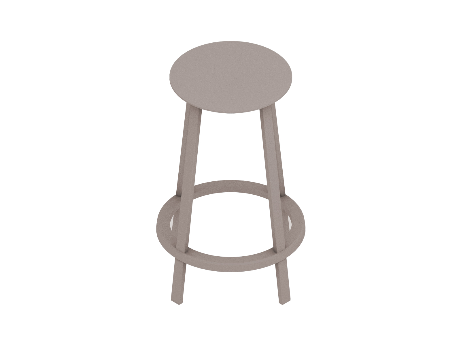 A generic rendering - Revolver Stool–Counter Height