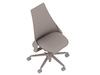 A generic rendering - Sayl Chair–Upholstered High Back–Armless