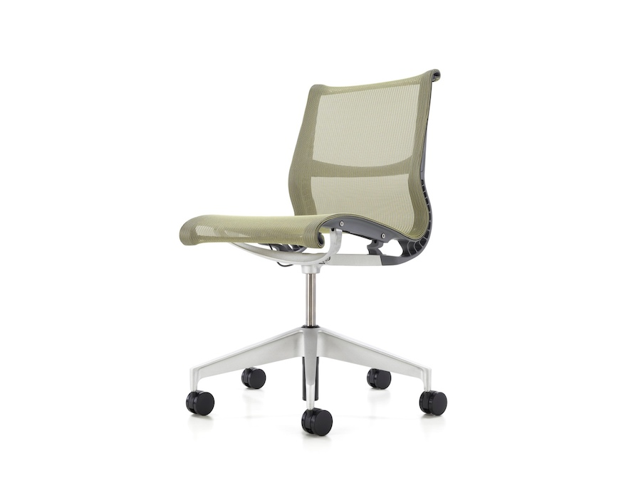 A photo - Setu Chair–5-Star Base–Armless