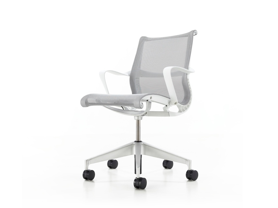A photo - Setu Chair–5-Star Base–Ribbon Arms