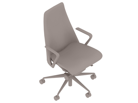 A generic rendering - Taper Chair