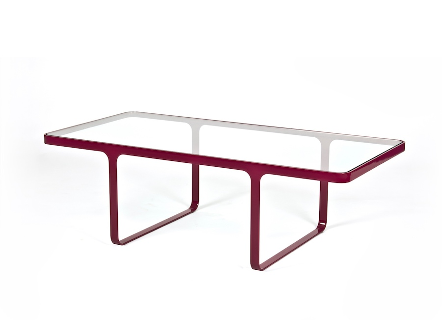 A photo - Trace Coffee Table–Rectangular