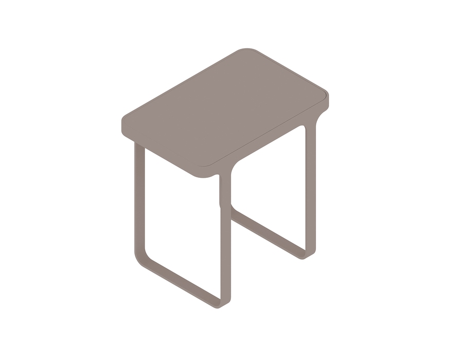 A generic rendering - Trace Side Table