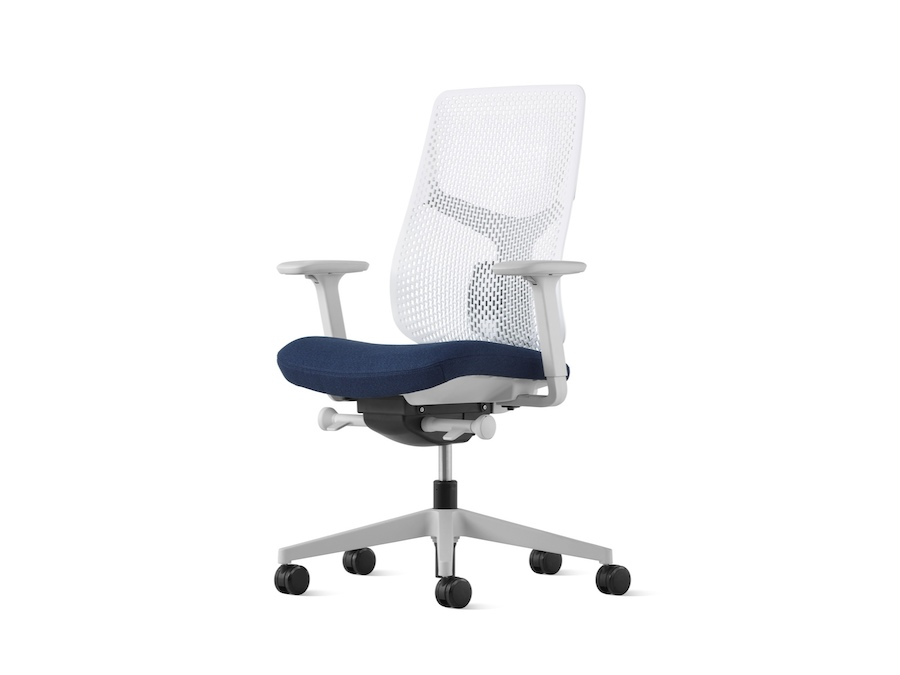 A photo - Verus Chair–Polymer Back–Height Adjustable Arms