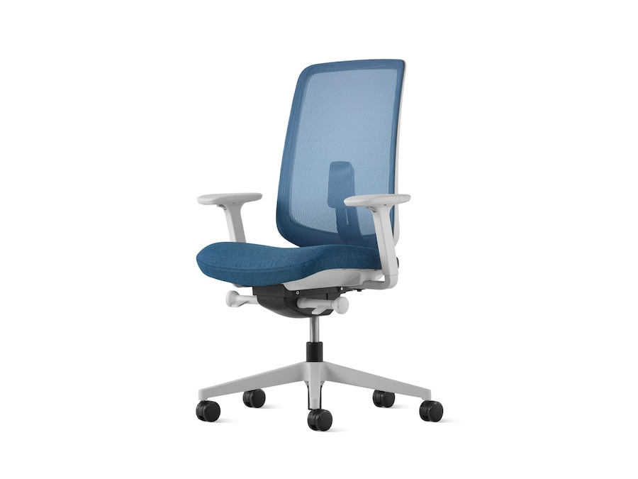 A photo - Verus Chair–Suspension Back–Height Adjustable Arms