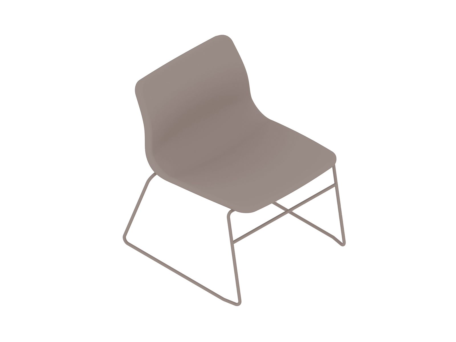 A generic rendering - Viv Lounge Chair