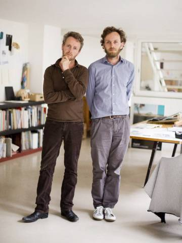 Select to learn more about Ronan and Erwan Bouroullec and their products, design thinking, and awards.
