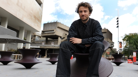 Select to learn more about Thomas Heatherwick's products, design thinking, and awards.