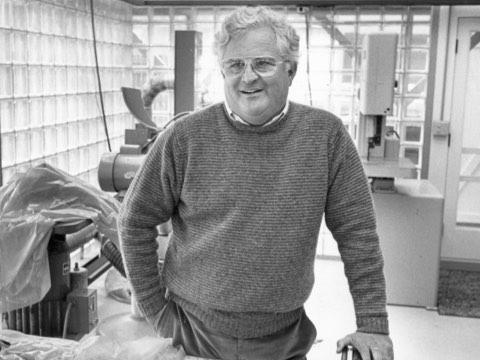 Designer Bill Stumpf Herman Miller