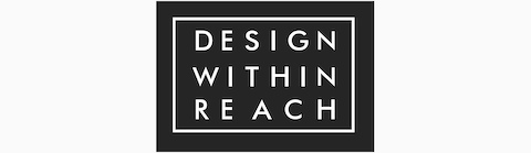 Design Within Reach logomark. Design Within Reach is a retailer of authentic, modern furnishings. Headquartered in Stamford, Connecticut, DWR operates retail locations across North America.