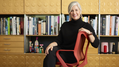 Select to learn more about Andi Owen, Herman Miller's new President and Chief Executive Officer.