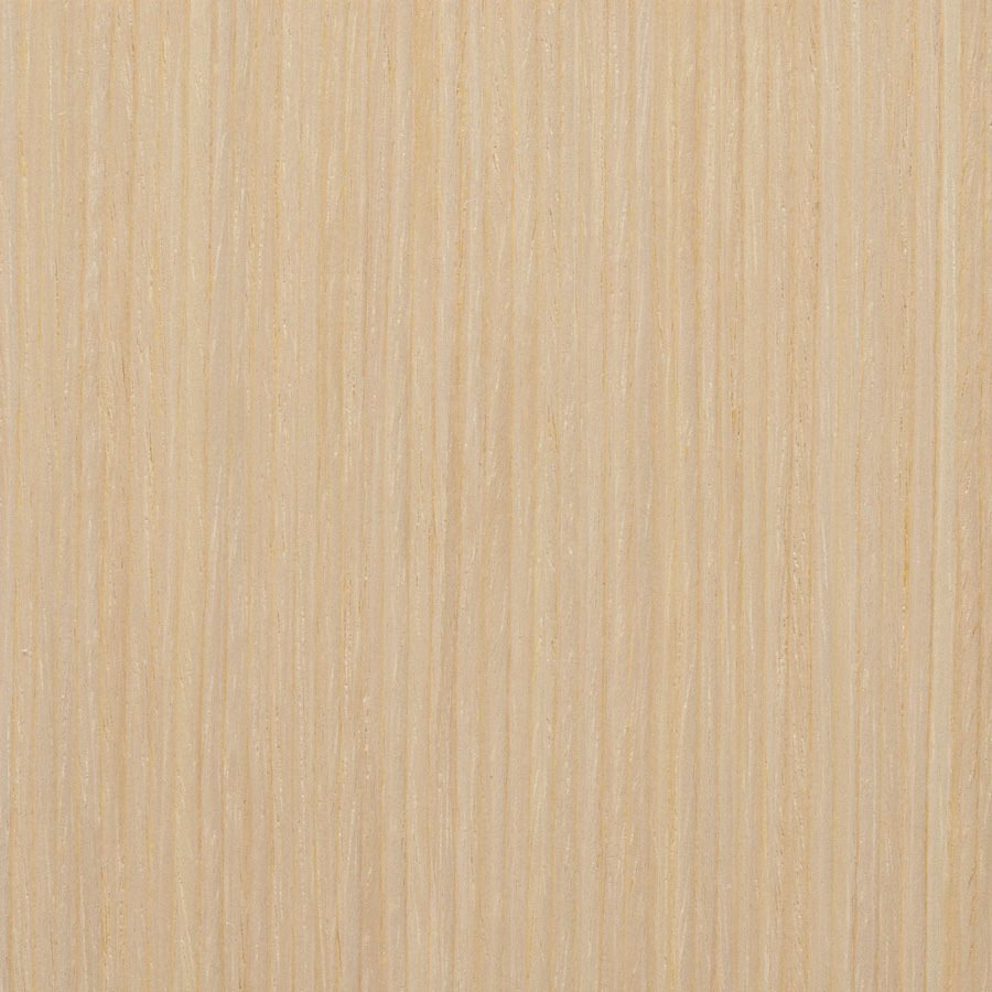 A close up of Wood & Veneer Clear on Ash ET. Select to go to the Canvas Metal Desk woods and veneers page.