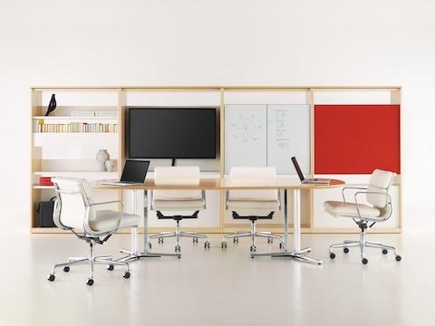 Canvas Office Landscape Workstations Herman Miller