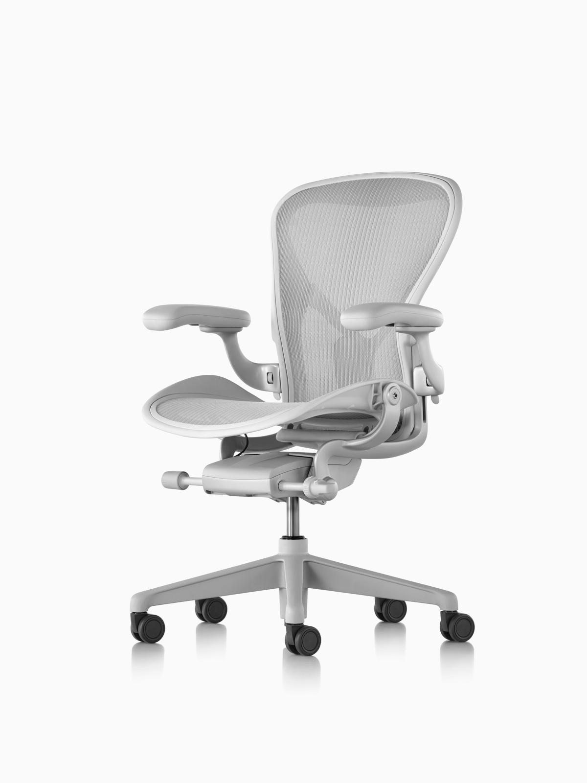 Cool Aeron Office Chairs Herman Miller Machost Co Dining Chair Design Ideas Machostcouk