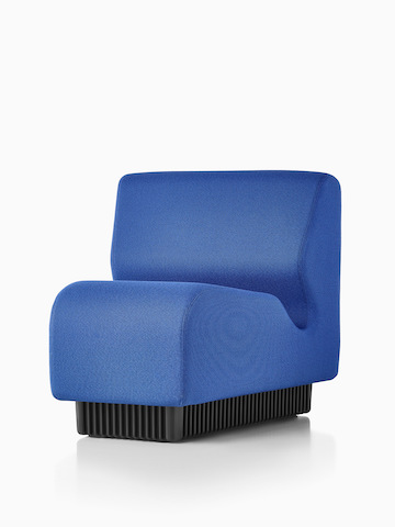 Blue Chadwick Modular Seating component. Select to go to the Chadwick Modular Seating product page.