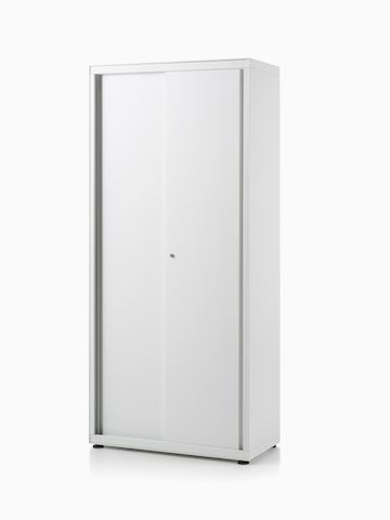 CK2 sliding door high cabinet.