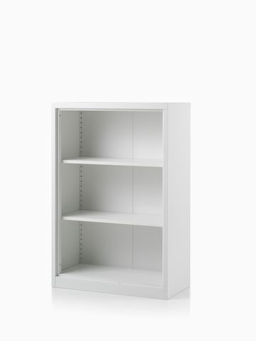 CK2 open shelf mid-height cabinet.