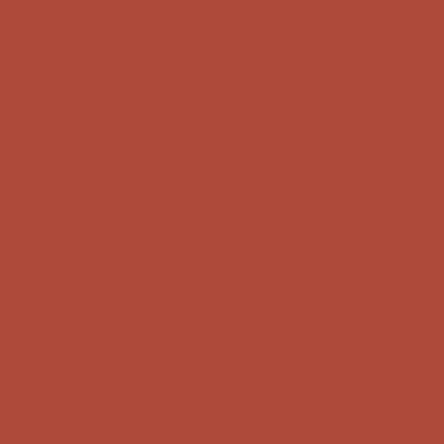 A Canyon red finish swatch.