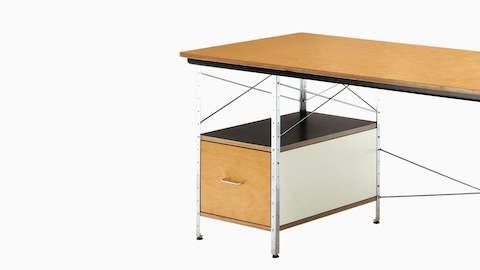 Eames Desks And Storage Units Desk Herman Miller