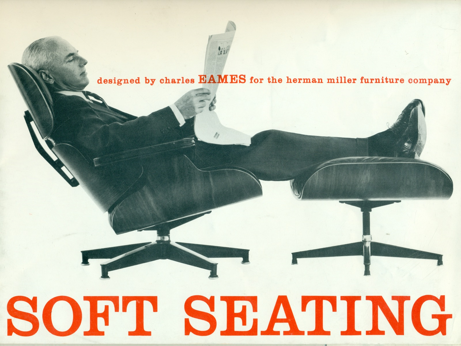 eames lounge and ottoman design story lounge chair herman miller. Black Bedroom Furniture Sets. Home Design Ideas