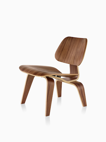 Eames Molded Plywood Chair. Select to go to the Eames Molded Plywood Chairs product page.