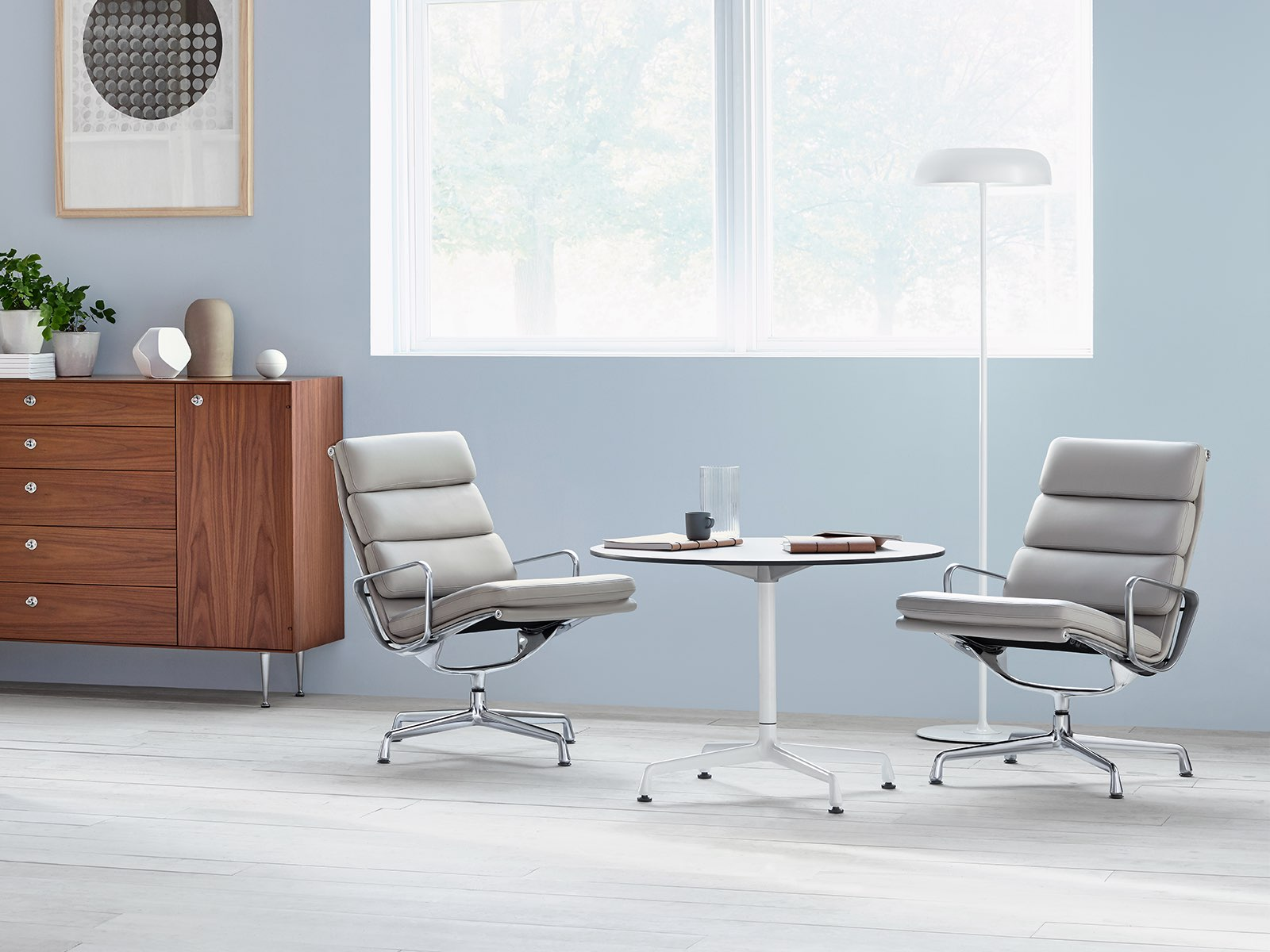 Herman Miller Eames Soft Padded Chair