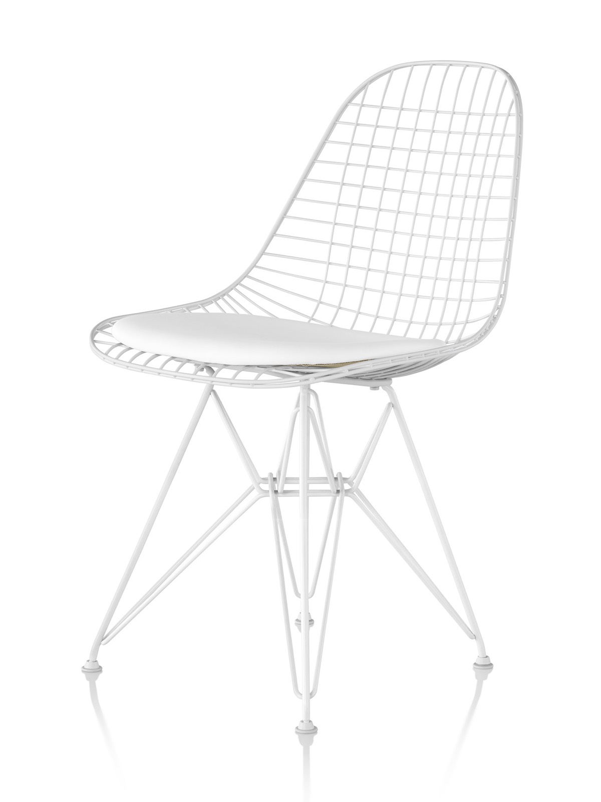 eames wire side chair herman miller. Black Bedroom Furniture Sets. Home Design Ideas