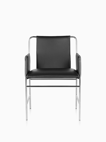 Black Envelope Chair.