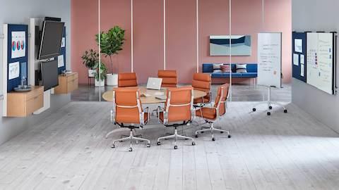 Exclave Collaborative Furniture Herman Miller