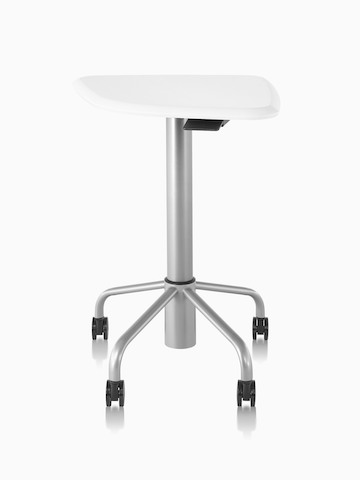 A mobile, height-adjustable all-purpose table, part of the Intent Solution.