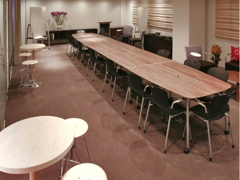 Herman Miller Conference Table Revit Intersect Conference
