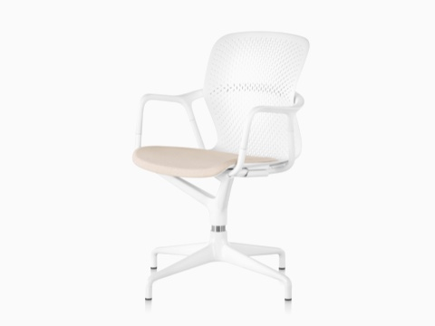 Keyn four-star chair with seat pad.