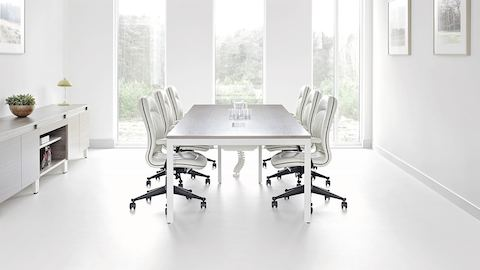 Layout Studio Office Furniture System Herman Miller - Conference table layout