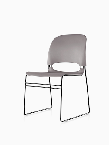 Gray Limerick side chair. Select to go to the Limerick Chairs product page.