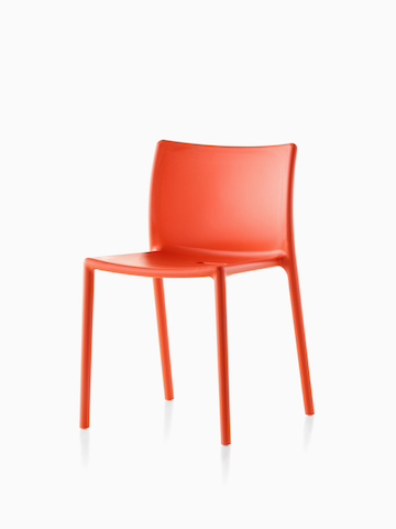 Red Magis Air-Chair. Select to go to the Magis Air-Chair product page.