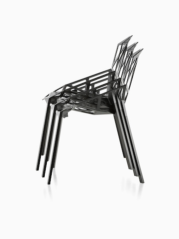 magis chair one side chair herman miller. Black Bedroom Furniture Sets. Home Design Ideas