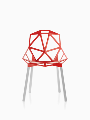 Red Magis Chair_One.