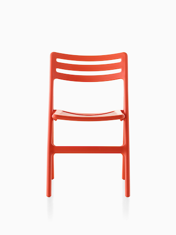 Red Magis Folding Air-Chair.