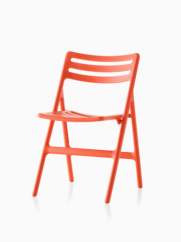 Red Magis Folding Air-Chair. Select to go to the Magis Folding Air-Chair product page.