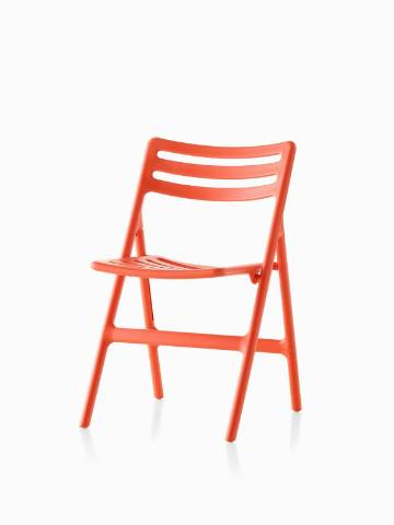 Rojo Magis Folding Air-Chair. Seleccione para ir a la página del producto Magis Folding Air-Chair.