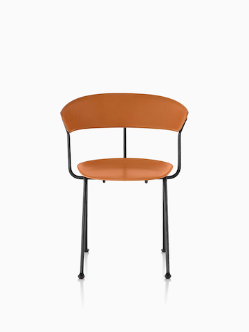 Orange Magis Officina Chair.