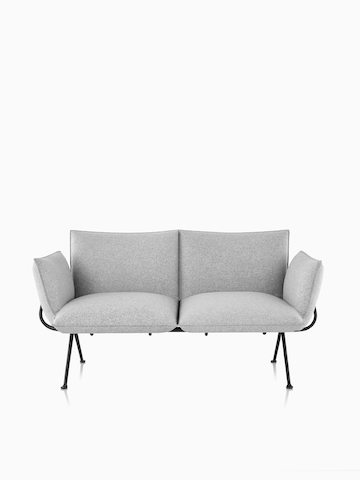 Magis Officina Sofa in Divina Melange.