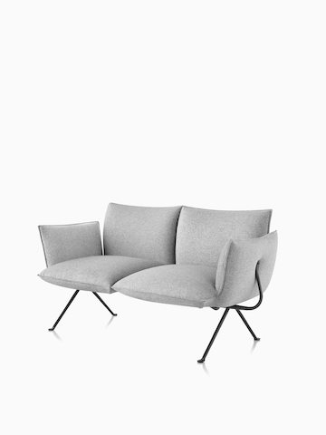 Magis Officina Sofa in Divina Melange.  Select to go to the Magis Officina Sofa product page.
