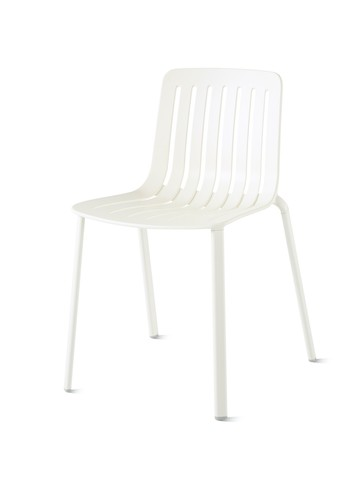 A Magis Plato Chair viewed from the front at an angle.