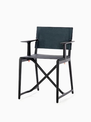 Black Magis Stanley Chair. Select to go to the Magis Stanley Chair product page.