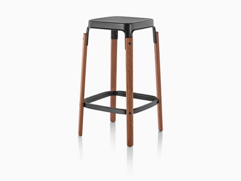 Magis steelwood stool herman miller for Magis steelwood