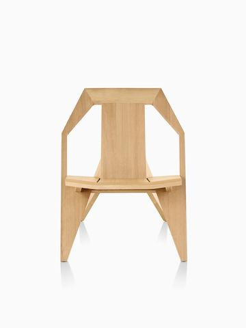 Wood Mattiazzi Medici chair.