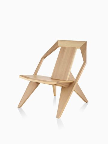 Wood Mattiazzi Medici chair. Select to go to the Mattiazzi Medici Seating product page.
